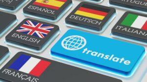 translation proofreading